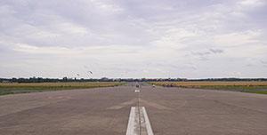 tempelhofer park pista aeroporto