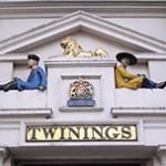 Loja de chá Twinings em Londres