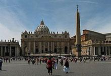 vaticano praça