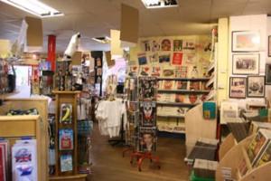 vintage magazine shop soho