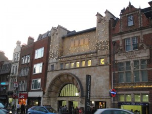 whitechapel building