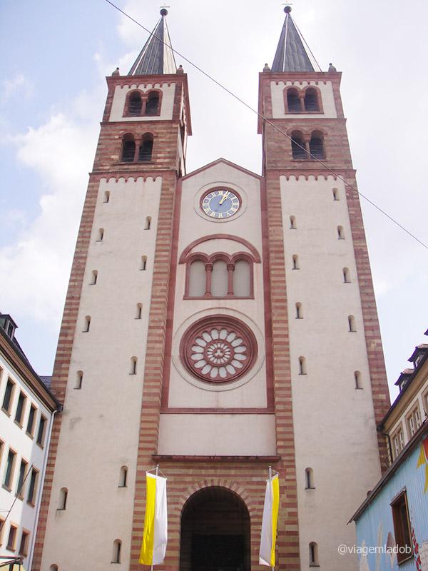 Wurzburg - Catedral Dom St Kilian