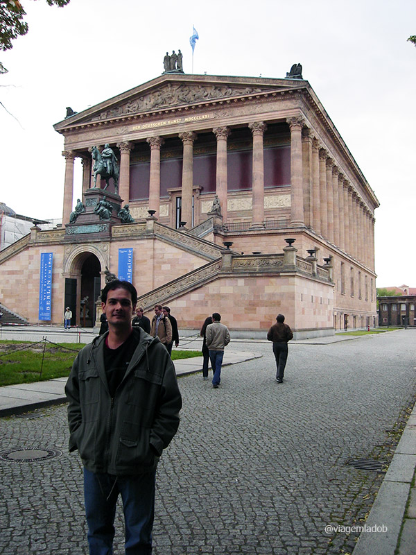 Alte Nationalgalerie - Berlim