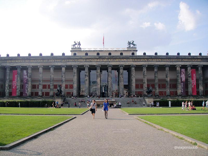 Altes Museum - Berlim