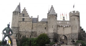 antuerpia castelo