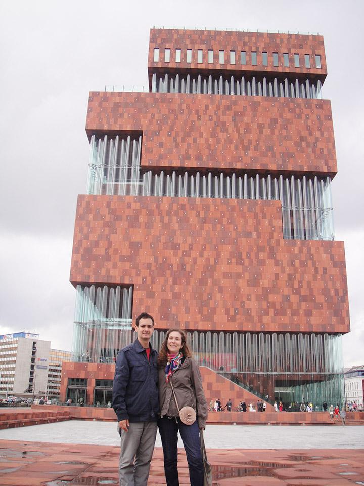 Antuérpia - Museu MAS