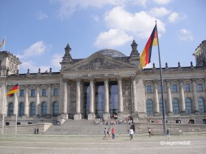 Parlamento Alemão - Bundestag/ Reichstag - Berlim