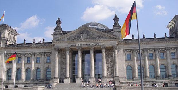 Parlamento Alemão - Berlim
