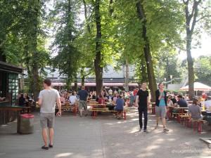 Biergarten Berlim - Pratergarten