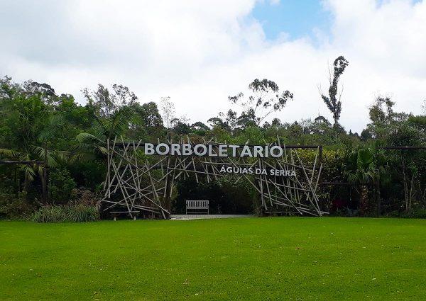 Borboletário SP - Águias da Serra