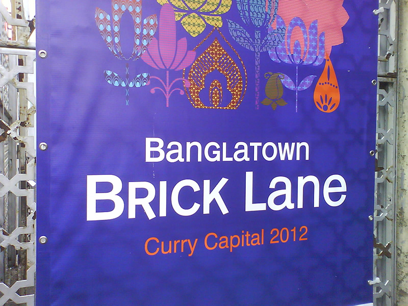 brick lane banglatown