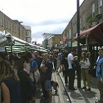 Broadway Market e London Fields em Londres