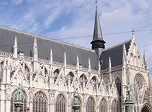 Bruxelas - Notre Dame Sablon