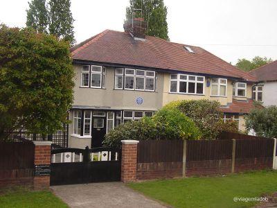 Casa John Lennon - Liverpool