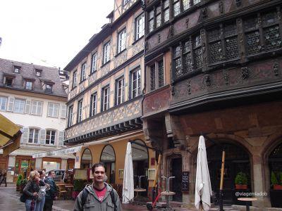 Estrasburgo - Casa Kammerzell