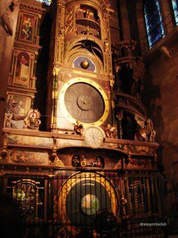 Estrasburgo - Catedral Notre Dame - Relógio Astronômico
