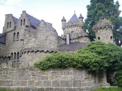 Kassel - Lion's Castle (Löwenburg)