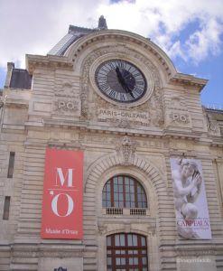 Museu d'Orsay - Paris - Fachada-1