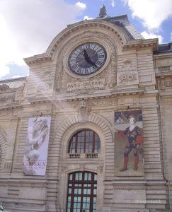 Museu d'Orsay - Paris - Fachada