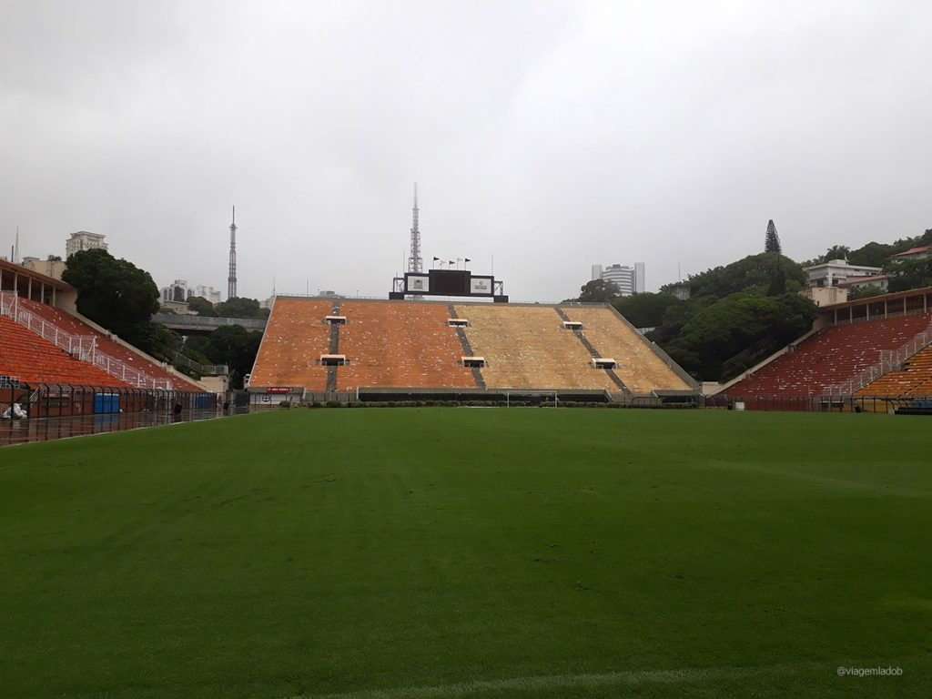 Campo Estádio Pacaembu