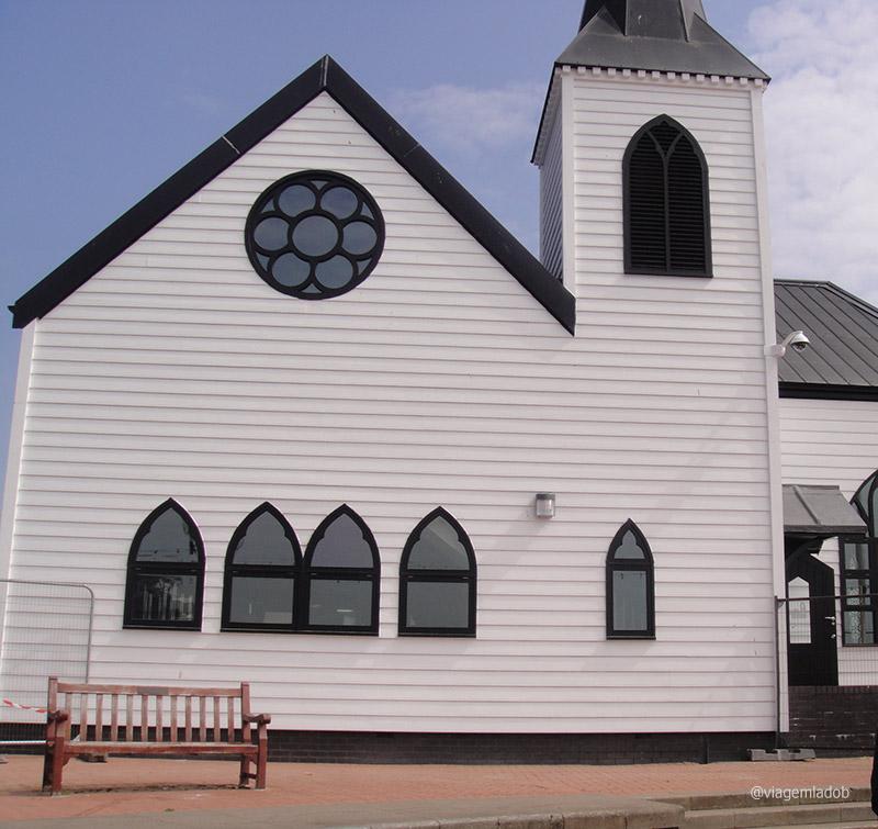Cardiff - Norwegian church arts centre