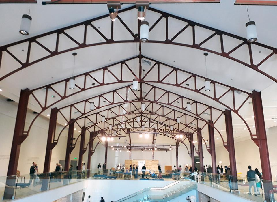 Centro Cultural Liceu de Artes - Piso Superior