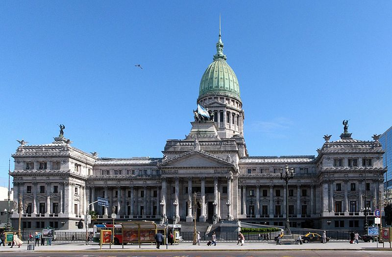 Congresso Nacional Buenos Aires