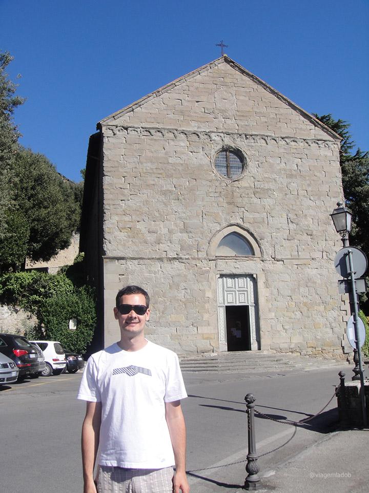 Cortona - Itália - Igreja de San Domenico