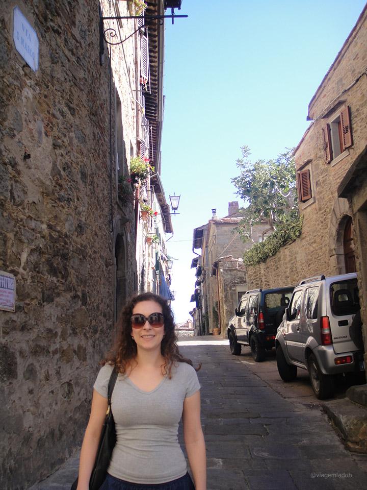 Cortona - Itália - Ruas