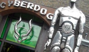 cyberdog camden town