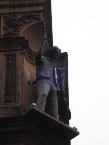 estatua john lennon