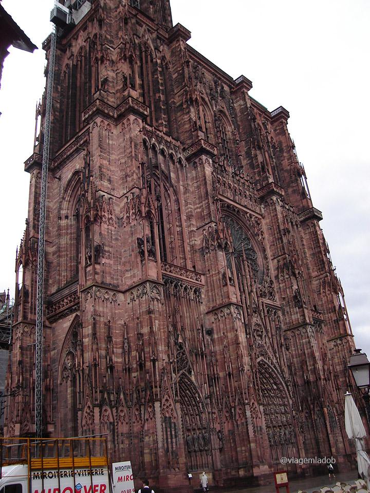 Estrasburgo - Catedral Notre Dame