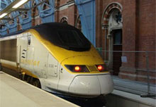 eurostar trem