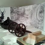 Exposição Leonardo Da Vinci SP - Artefatos de Guerra