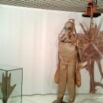 Exposição Leonardo Da Vinci SP - Roupa de Mergulho