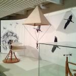 Exposição Leonardo Da Vinci SP - Paraquedas