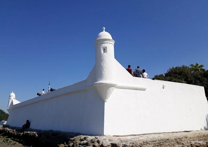 Forte São João em Bertioga