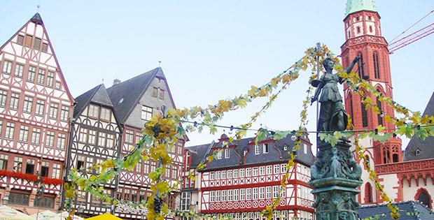 Frankfurt - Römerberg