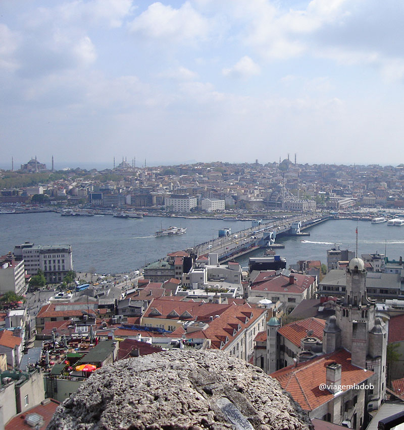 Galata brigde - Istambul