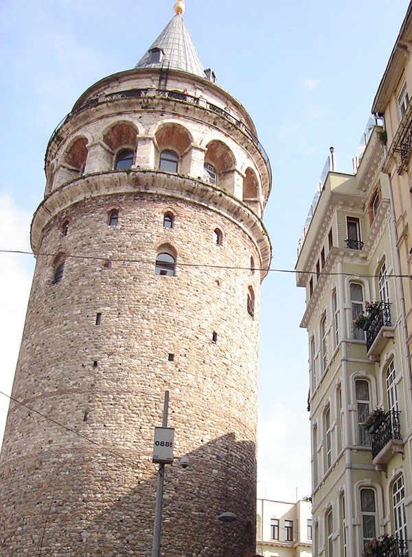 Galata tower - Istambul