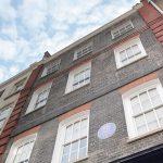Handel & Hendrix em Londres