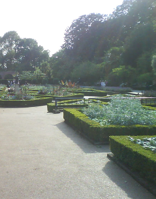 Holland park - Londres
