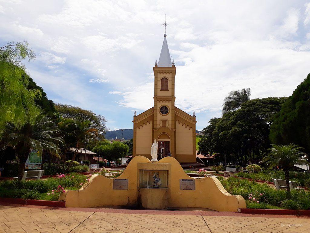 Igreja do Rosario - Monte Sião - Minas Gerais