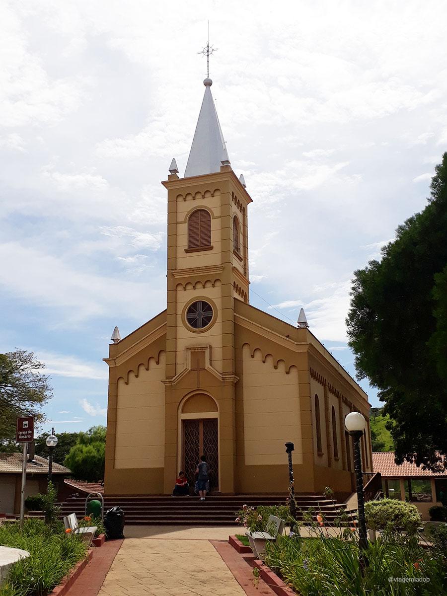 Igreja do Rosario - Monte Sião - MG