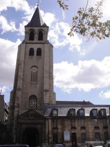 igreja saint germain des pres paris