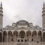 istambul-Suleymaniye-Mosque