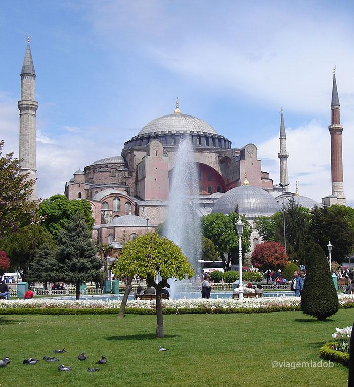 Istambul - Hagia Sofia