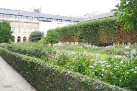 Jardins em Paris