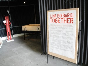 lina bo bardi together
