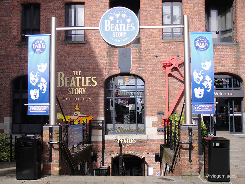 Liverpool - Beatles Story Museum